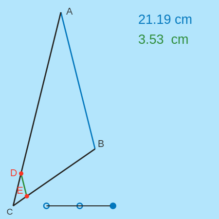 Comparing Triangles