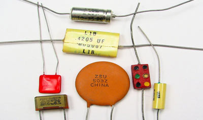 Capacitors Quiz - PPB