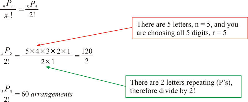 Permutations with Repetition ( Read ) | Probability | CK-12 Foundation