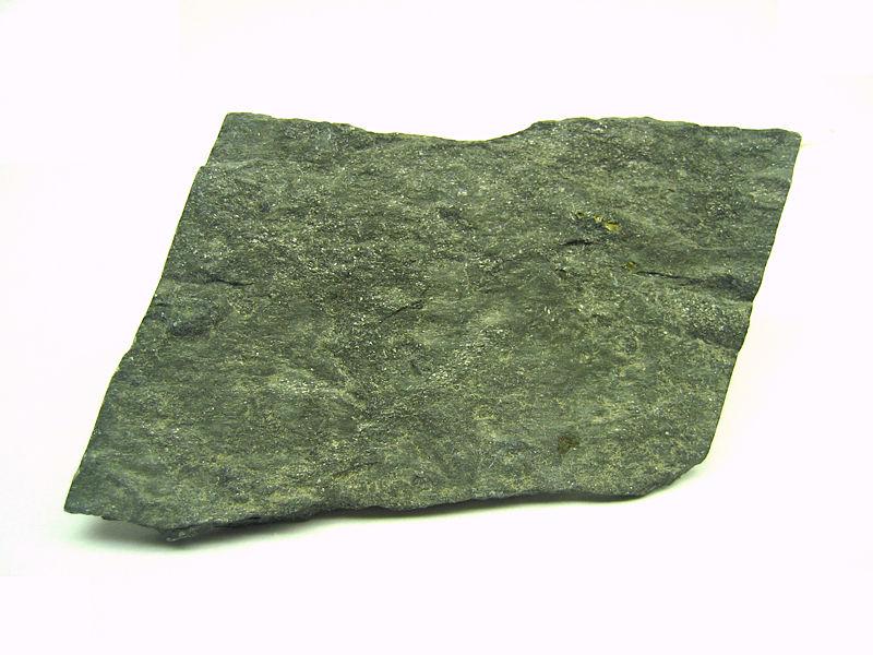 Slate Foliated