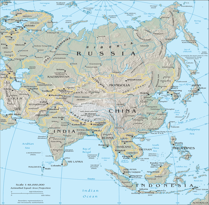 an introduction to the history of asia Asia: asia, the world's largest and most diverse continent it occupies the eastern four-fifths of the giant eurasian landmass asia is more a geographic term than a homogeneous continent, and the use of the term to describe such a vast area always carries the potential of obscuring the enormous.