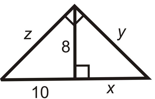 Inscribed Similar Triangles Ck 12 Foundation