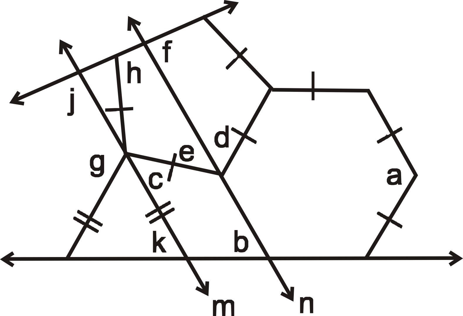 Angles In Polygons Ck 12 Foundation