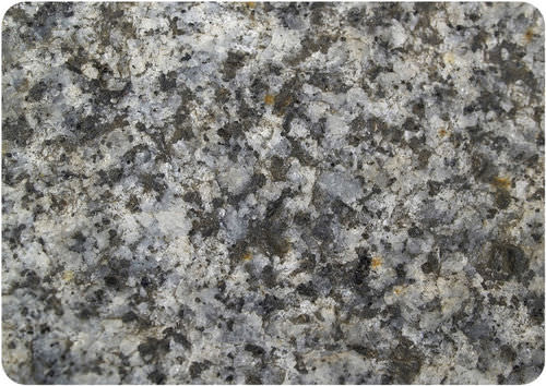 Close up of granite