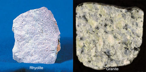 Granite Vs Basalt : Characteristics of igneous rocks ck foundation