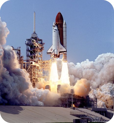 Physics explains the movement of everything from people to a space shuttle
