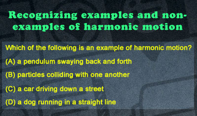 Introduction to Harmonic Motion - Example 1