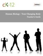 Human Biology Your Changing Body Teacher's Guide