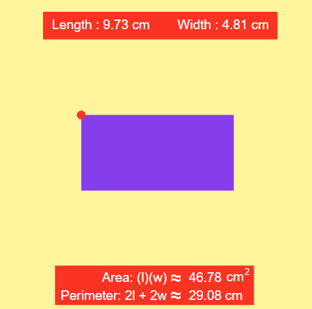 Rectangular Facts: Finding the area and the perimeter of a rectangle