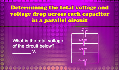 RC Circuits 2: Capacitors in Parallel - Example 3