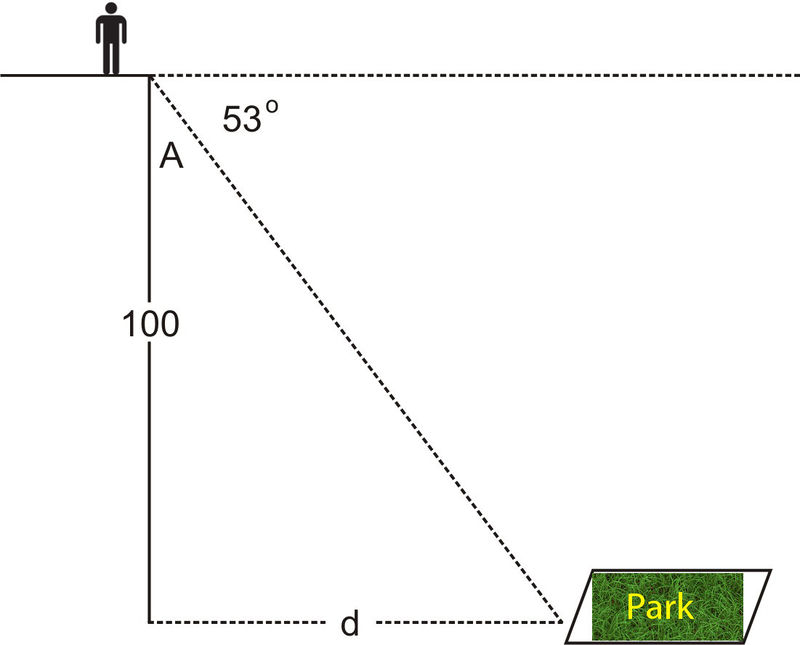 Angles Of Elevation And Depression Ck 12 Foundation