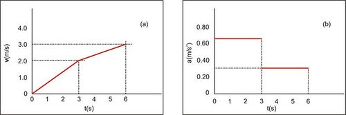 A Velocity versus Time Graph