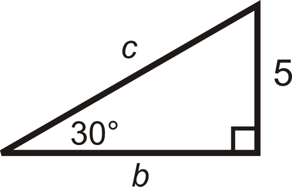 30-60-90 Right Triangles | CK-12 Foundation