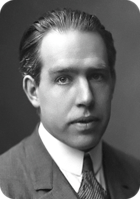 Portrait of Bohr