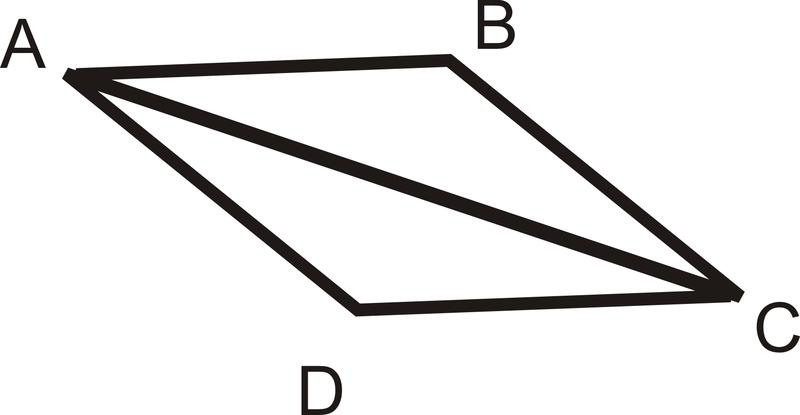 Triangle Congruence using SSS and SAS
