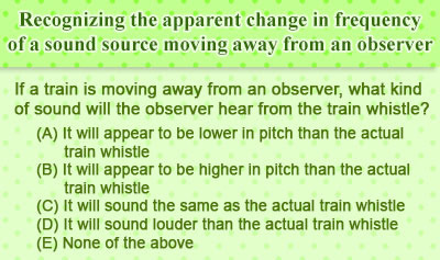 Doppler Effect for Mechanical Waves - Example 1