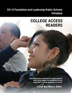 CK-12 Foundation and Leadership Public Schools, College Access Reader: Geometry