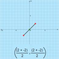 Points That Partition Line Segments Ck 12 Foundation