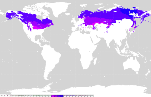 World Climates CK Foundation - Climate map us and canada