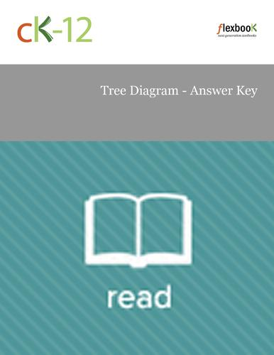 Tree Diagram - Answer Key