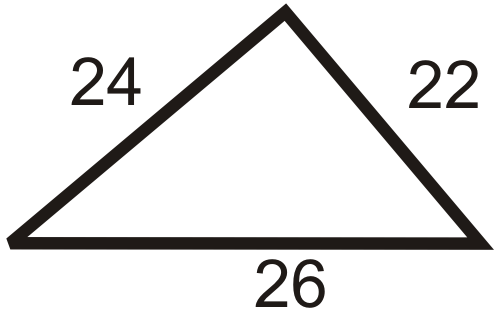 f13cc971f844 Converse of the Pythagorean Theorem