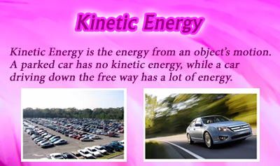 Kinetic Energy - Overview