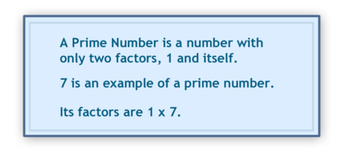 Prime and Composite Numbers- MCC6.NS.4