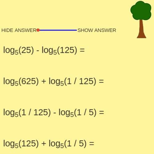 The Log Properties