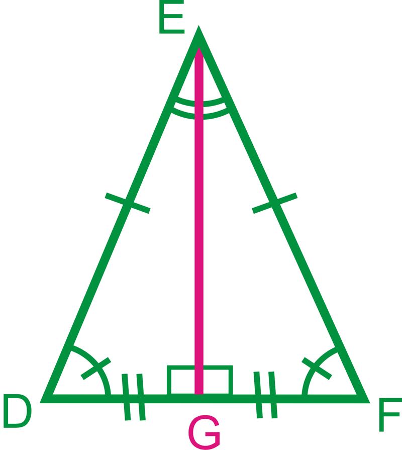 Isosceles Triangles Read Geometry – Isosceles Triangles Worksheet