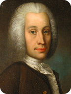 Portrait of Andres Celsius