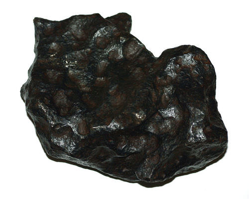 An iron meteorite is the closest thing to the Earth's core