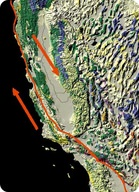 The San Andreas Fault is a strike-slip fault