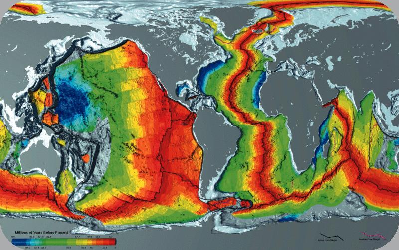 Ocean Floor Features Quiz for Kids