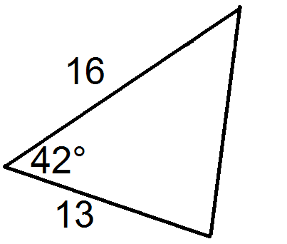 Triangles furthermore Sides Of An Oblique Triangle together with Print version besides Right triangle congruence also 257. on included angle of a triangle