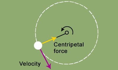 Centripetal Force Problems Discussion Questions