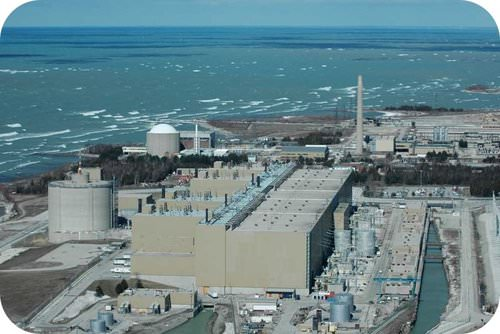 Nuclear power is generated using a nonrenewable resource