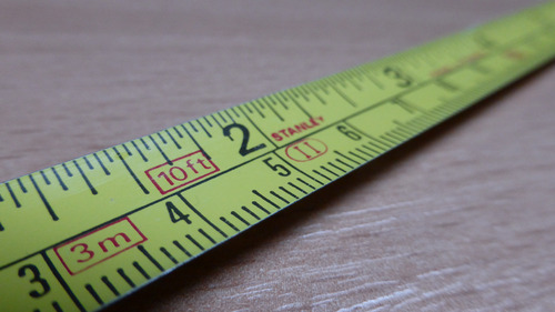 Equivalent Metric Units of Length