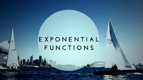 Exponential Functions.