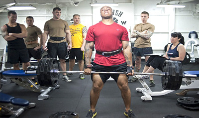 The 1015-pound Deadlift