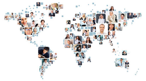 Recent Human Population Growth - Advanced