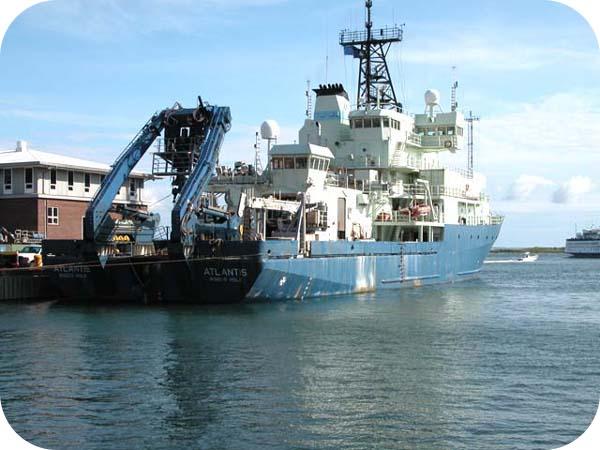 Bathymetric Evidence for Seafloor Spreading