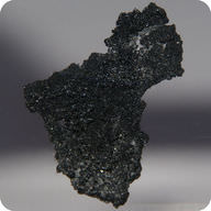 Piece of solid boron