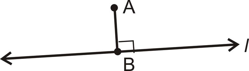 Properties of Perpendicular Lines | CK-12 Foundation