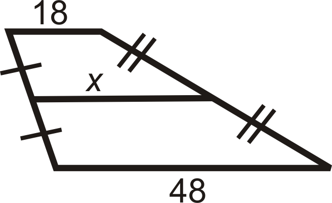 Trapezoids and kites ck 12 foundation for questions 6 11 find the length of the midsegment or missing side ccuart Choice Image