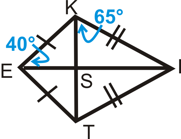 Trapezoids And Kites Ck 12 Foundation