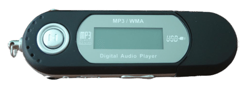Models of an MP3 player are like ions of transition metals