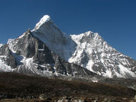 Picture of the Himalaya Mountains