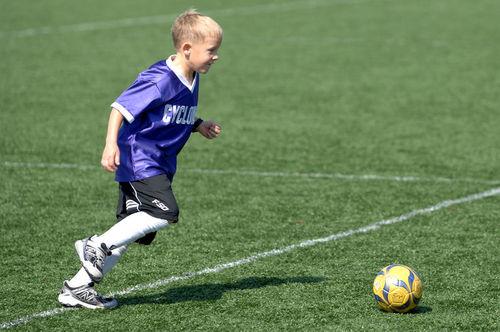 Children improve their motor skills as they get older