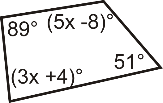 Interior Angles in Convex Polygons ( Read ) | Geometry | CK-12 ...