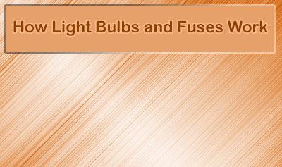 How Light Bulbs and Fuses Work